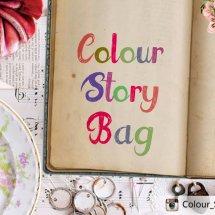 Logo Colour Story Bag