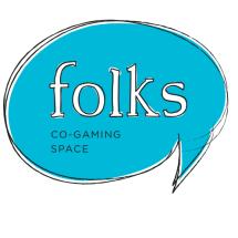 Folks Co-Gaming Space Logo
