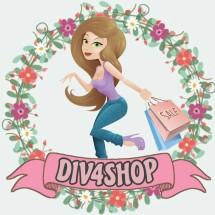 div4 shop Logo