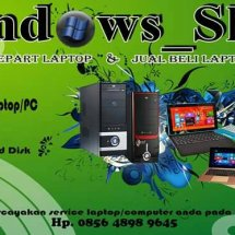 Windows Shop Bojonegoro