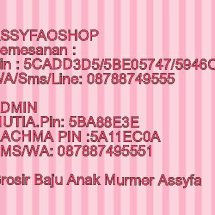 Assyfa O'shop