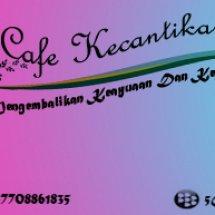 cafe kecantikan 77