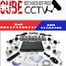 CUbe CCTV