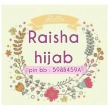 raisha hijab grosir