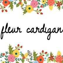 FLEUR CARDIGAN