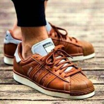 Sneakers stars cloth