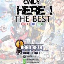 Agan Reza DVD