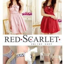 Red Scarlet Fashion