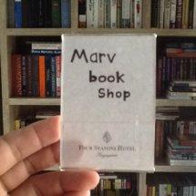 Marv bookshop