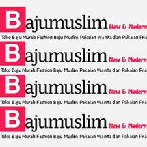 Baju Muslim New