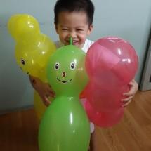 Balon Sinar Baru