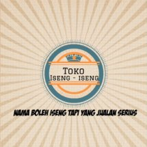Toko Iseng Iseng