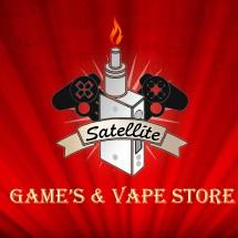 satelite games & vape