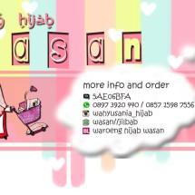 Wasan//Jilbab