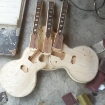 caspo guitar customNpart