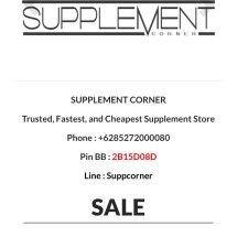 Supplement Corner