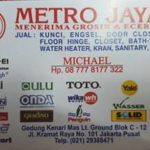Metro Jaya kenari mas