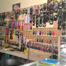 melvin accesories