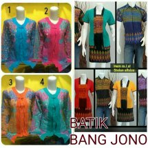 BATIK BANG JONO