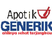 Apotik Generik