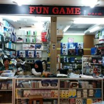Fun Game Shop