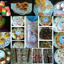DK Snack Cake& Cookiea