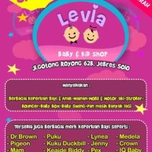 Levia baby shop