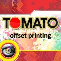 Logo Tomato Offset Printing