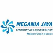 Logo Megania Jaya