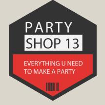 partyshop13