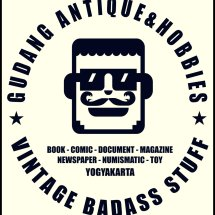 GUDANG ANTIQUE & HOBBIES