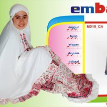 Mukena Batik Modern