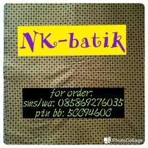 pecinta batik