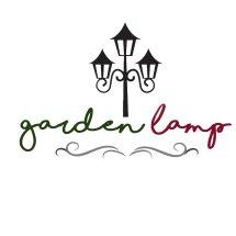 Logo Garden Lamp