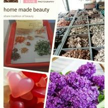 home made beauty