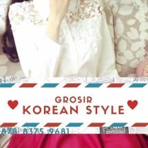 Grosir Korean style
