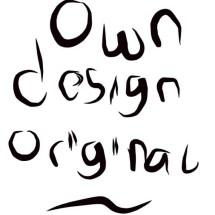 own design original