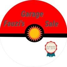 Fauzi's Garage Sale