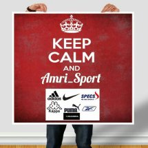 Amri Sport 100% original