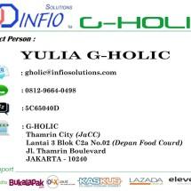 G-HOLIC CS