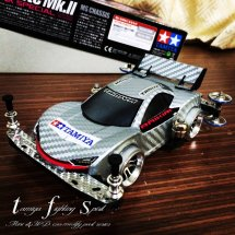 Logo tamiya fighting spirit