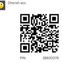 cherish acc