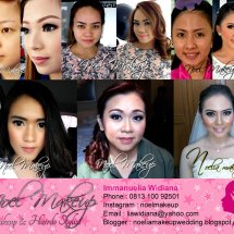 Jasa Makeup & Hairdo