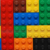 Plastik Lego