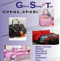 Griya Sprei Online