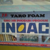 Taro Foam