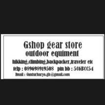 Gshop gear store