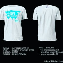 T-Shirt Gpi Taman Mini