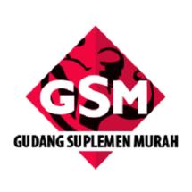Logo Gudang Supplemen Murah