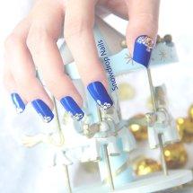 Snowdrop Nails